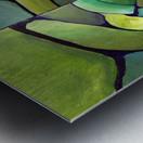 Artdeco Centered Pattern  Metal print