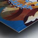 1987 025 Metal print
