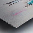 Uptown XXII Metal print