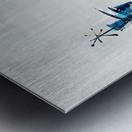Primavera VII Metal print