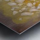 scrambled eggs Metal print