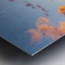 Winnipeg Sunset Metal print