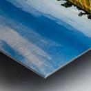 Contours of Taunton 1 Metal print