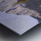 Yamnuska In Fall IMG_3238_1  Metal print
