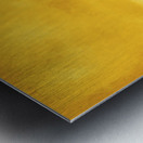 Yellow 44 Metal print