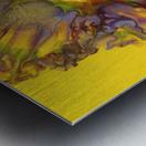 Fire Bloom  Metal print