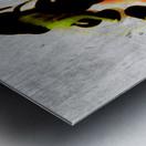 Zen Art1 Metal print