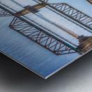 Double pont Impression metal