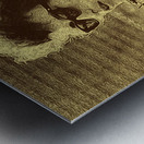 Bob Dylan  American singer Collection 3  Metal print