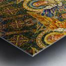 mosaic angels Metal print
