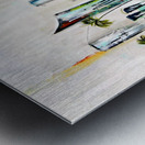 Uptown XXVII Metal print
