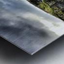 Kirkjufell Metal print