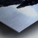 Hvitserkur Metal print