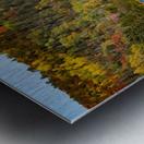 Lax Lake Mn Metal print