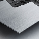 Architect Metal print