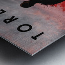 Dominic Toretto Metal print
