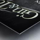 Gin and Tonic Metal print