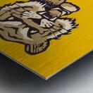 1950s Missouri Tigers Art Print Metal print