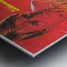 1983 Milwaukee Bucks  Metal print