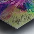 Oceans Beyond 3 Metal print