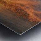 Lake Erie waves 8 Metal print