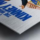 1979 Kinney NBA Shoes Ad Metal print