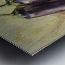 Eggplant Metal print