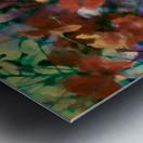 Sprigtime Metal print