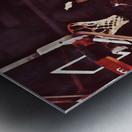 1981 Indiana Basketball Art Metal print