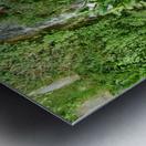 green4 Metal print