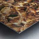 Reflex - X Metal print