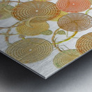 Lace Metal print