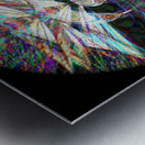Different Dimensions  Metal print