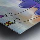 A Dream of Summer - Kites Metal print