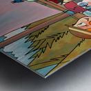 Summer Camp - Sailing - Bugville Critters Metal print