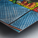 Go Karts - Bugville Critters Metal print