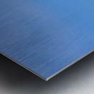 Blue Day Metal print