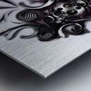 My Architectonic Illumination Metal print