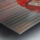 Funky Petroleum I Metal print
