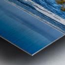 Pointe Saint-Pierre et lIle Plate Impression metal