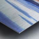 Vancouver Skyline Panorama Metal print
