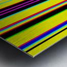 Color Bars 2 Metal print