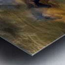 fiery gallop by milan malovrh  Metal print
