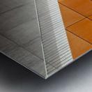 Steel Metal print