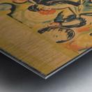The Architects Present Metal print