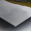 Seneca Rocks apmi 1884 Metal print