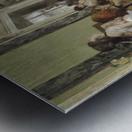 The Ballet Class by Degas Metal print