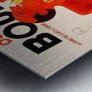 Bourin Metal print