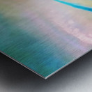 Pierce Anderson Swirls Metal print