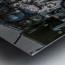 Aircraft Cockpit Metal print